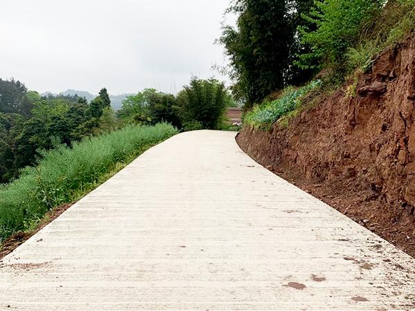 柏林村柏林组、继光组道路硬化工程等4个建设项目(施工2标段)