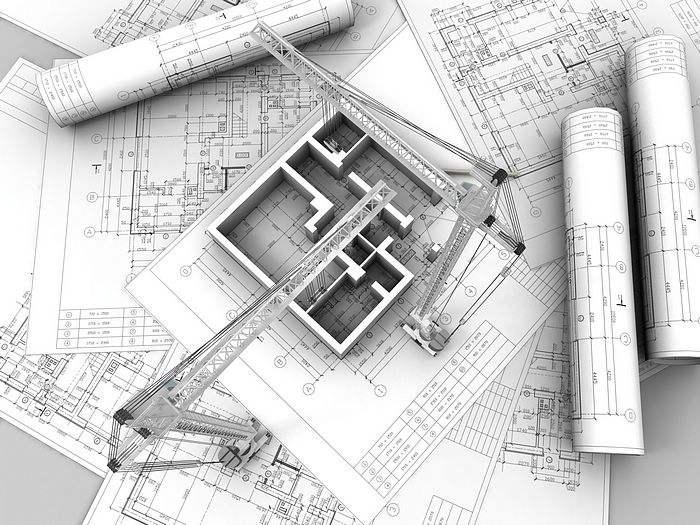 如何看建筑施工图纸十大技巧?