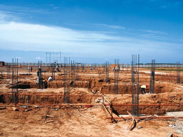 宜宾建设工程中钢筋偏位的几种处理办法